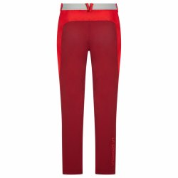 P20311309 M Poppy Chilli  Rise Pant  back