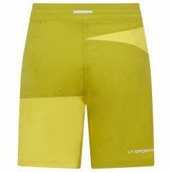 La Sportiva Daka Short Wms Kiwi Celery Q04713715 back