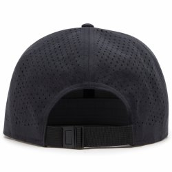 Y10900999 Traverse Trucker Carbon Black back