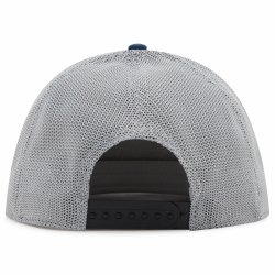 Y41618907 Trucker Hat Stripe Evo Opal Cloud Back