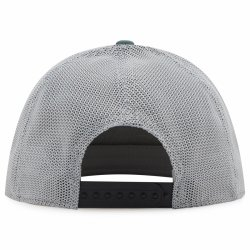 Y41618907 Trucker Hat Stripe Evo Pine Cloud Back