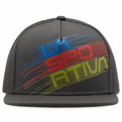 Y41618907 Trucker Hat Stripe Evo Carbon