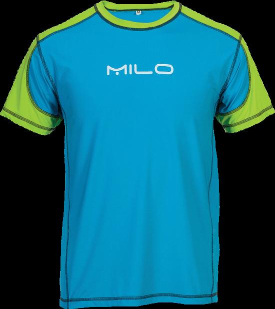 Milo Mashe blue
