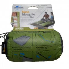Sea To Summit Mosquito Pyramid Net Double ANMOSD 2