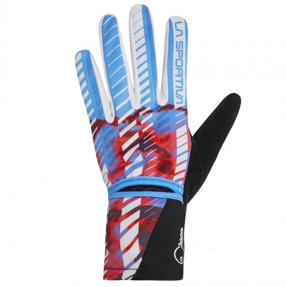 X55602402 Trail Gloves W Malibu Hibiscus