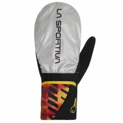 X5410099901 Trail Gloves M Yellow Black Cover