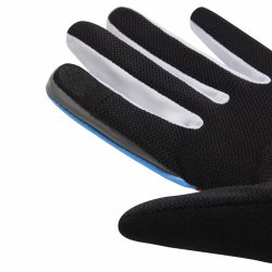 X55602402 Trail Gloves W Malibu Hibiscus Cover Touch Screen