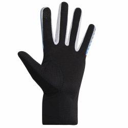 X55602402 Trail Gloves W Malibu Hibiscus Cover Palm