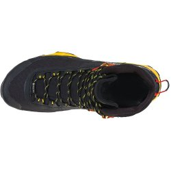 24R999100 TxS GTX Black Yellow Laces