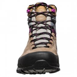 Tx5 Woman GTX Taupe purple Front