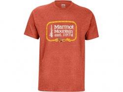 Tricou Marmot Ascender Tee SS