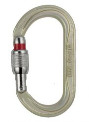 Carabiniera Petzl Oxan Screw Lock