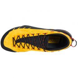Leather Yellow Black (4)
