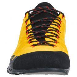 Leather Yellow Black (2)