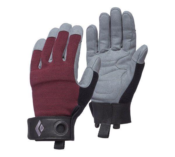 BD Crag Gloves Wms Bordeaux 801866 6018