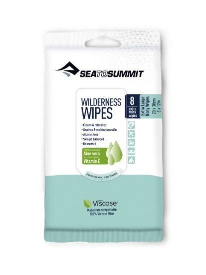 STS Wilderness Wipes Extra Large 8pcs