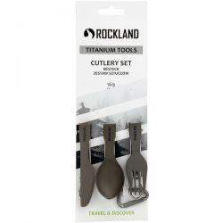 Set tacamuri Rockland Titanium Tools