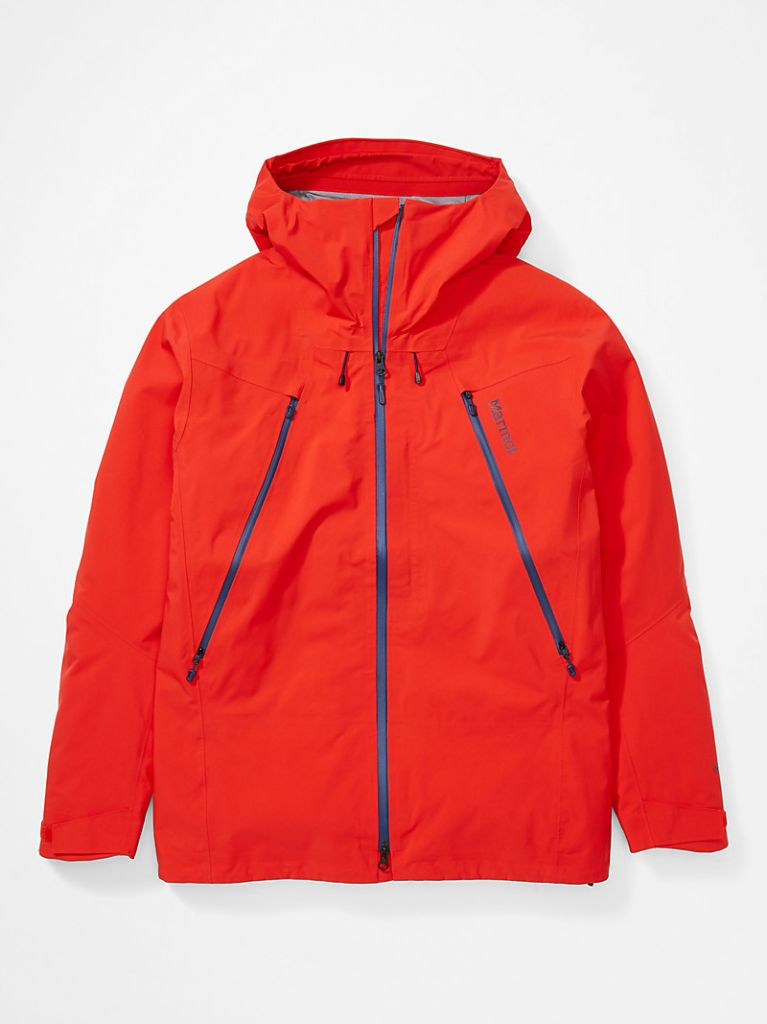 Men's Alpinist Jacket Victory Red 111306702