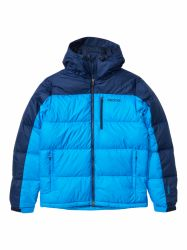 Marmot Guides Down Clear Blue Arctic Navy 730603717