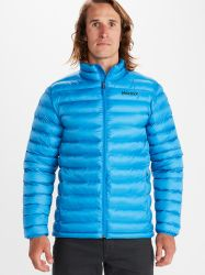 Men's Solus Featherless Jacket Clear Blue 747703695