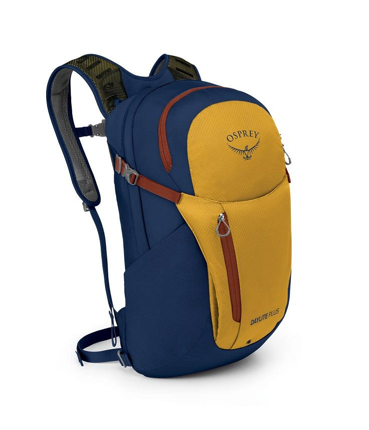 Osprey Daylite Plus F20 honey bee yellow deep sea blue