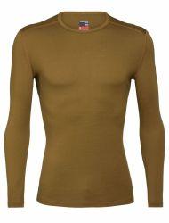 Bluză de corp Icebreaker 260 Tech LS Crewe, 100% lână Merino