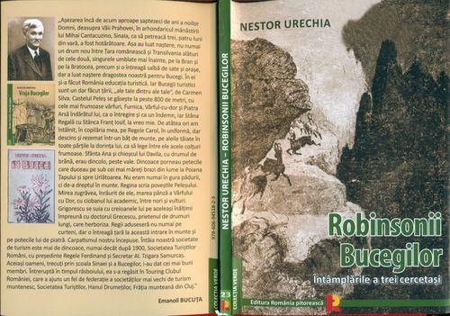 Nestor Urechia Robinsonii Bucegilor