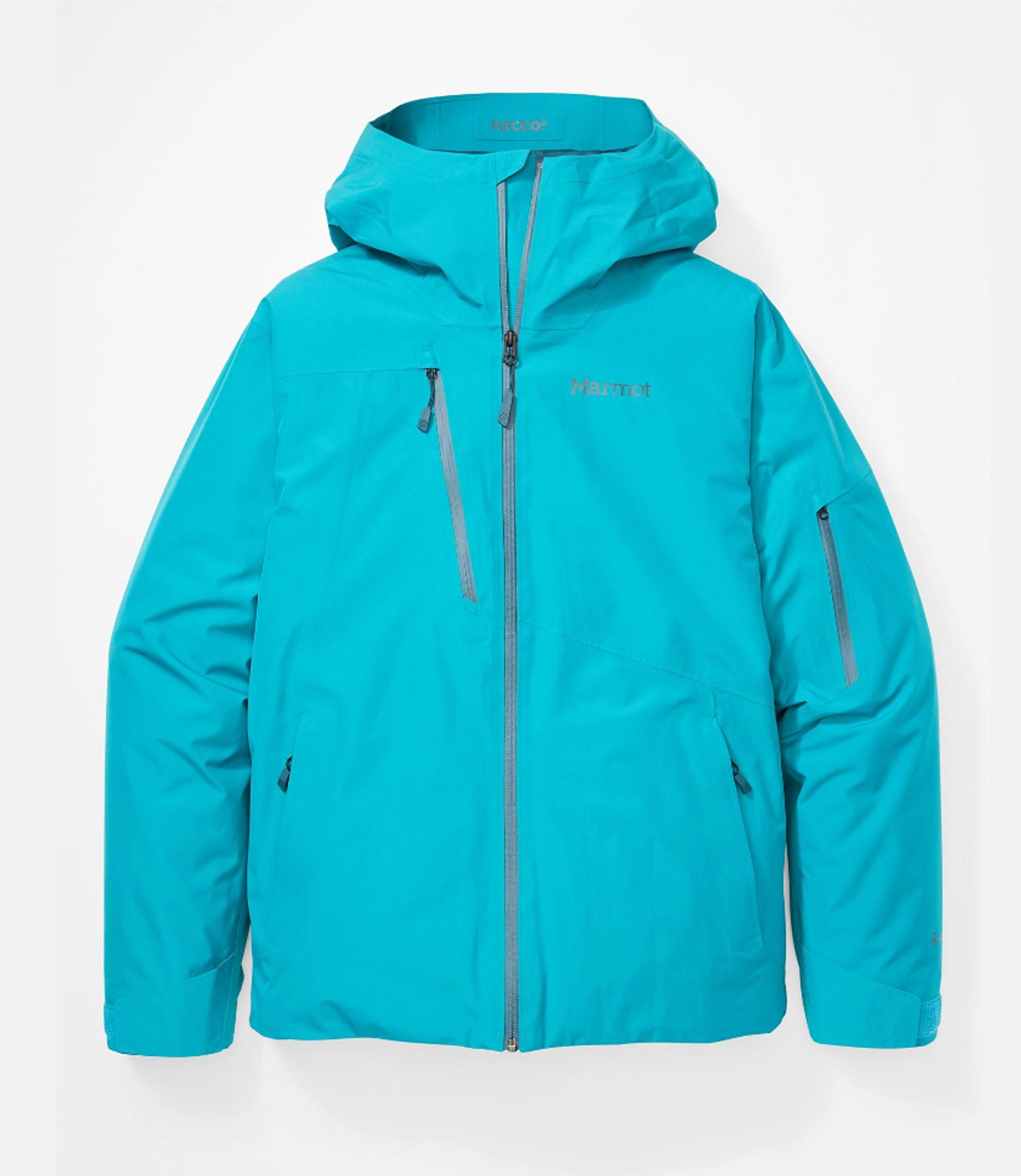 Mens Lightray Jacket Enamel Blue