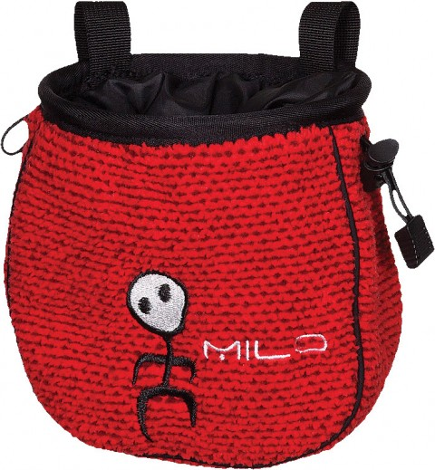 milo Daabe red