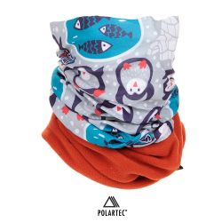 Bandana multifunctionala 4 FUN Polartec Kids
