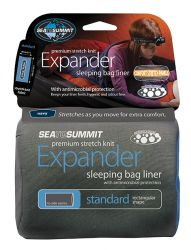 Lenjerie pentru sacul de dormit Sea to Summit Expander Liner Mummy with Hood