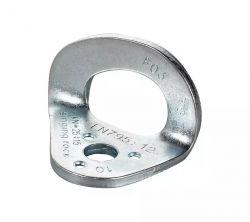 Ureche spit 10-12 mm Singing Rock Hanger Plate Zinc