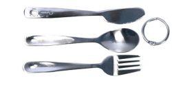 Set 3 Tacamuri Coghlans, lingura, furculita, cutit