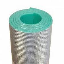 Polifoam izopren 8 mm aluminiu