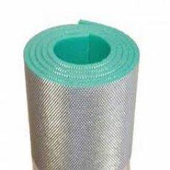 Saltea izopren Polifoam 8 mm aluminiu