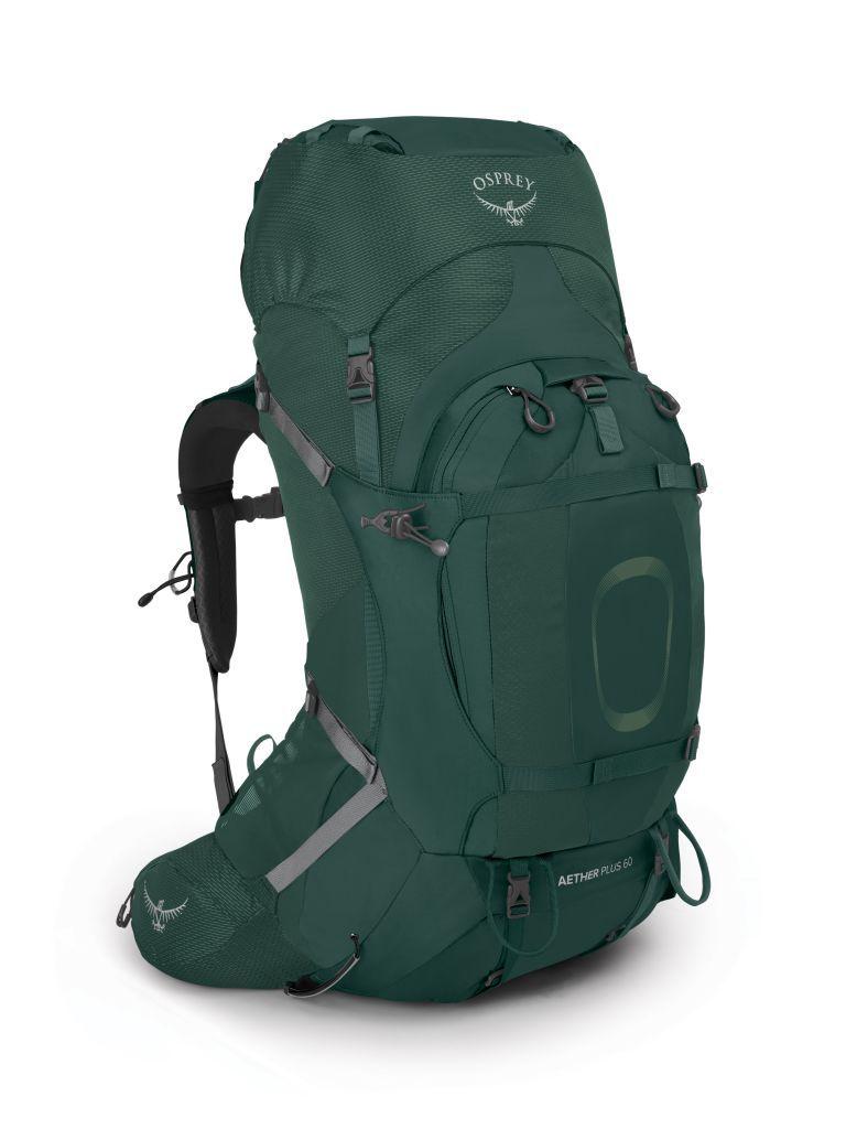 Osprey Aether Plus 60 Axo Green