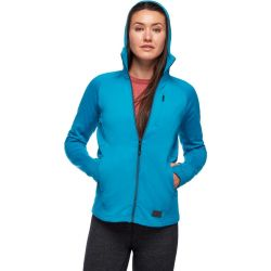 Polar Black Diamond Factor Hoody Women's