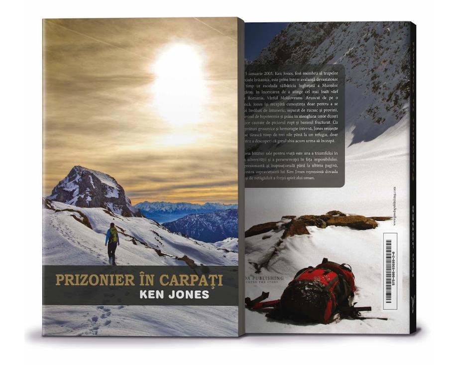Ken Jones Prizonier in Carpati