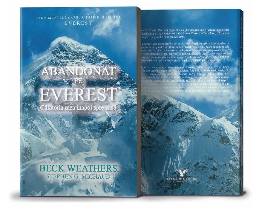 Beck Weathers Abandonat pe Everest