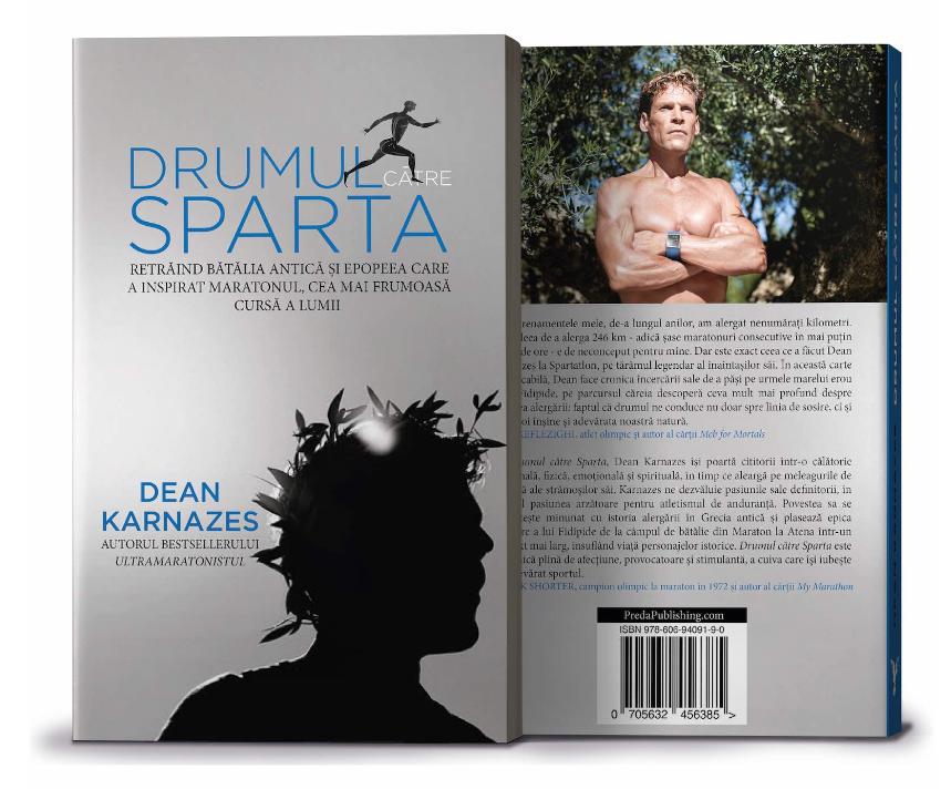 Dean Karnazes Drumul catre Sparta