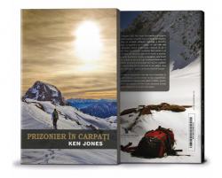 Carte: Prizonier in Carpati - autor Ken Jones