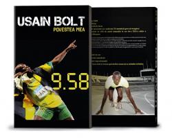 Carte: 9.58. Povestea mea - autor Usain Bolt