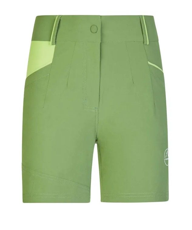 hike short kale lime green 1