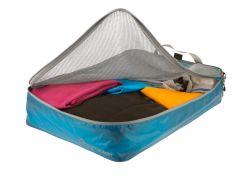 Garment Mesh Bag Blue