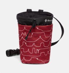 Gym CHalk Bag Red