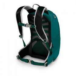 Osprey Tempest 14 Junior Jasper Green back
