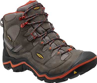 Keen Durand Mid Magnet Red Clay