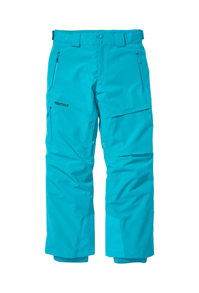 Cargo Pant Enamel Blue