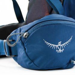 KestrelTwin zippered hipbelt pockets