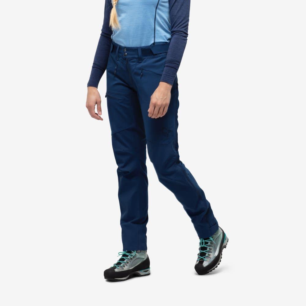 Pantaloni Norrona Falketind Flex1 Heavy Duty Indigo Night Blue 1864202295